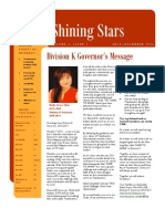 Shining Stars Vol 1 Issue 1