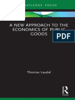 A New Approach to the Economics of Public Goods.pdf