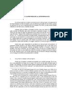 II UNIDAD  Historia de la Antropologia.