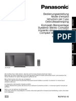 Panasonic SC HC18