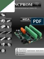 Mesa 7I71. Руководство пользователя (eng)