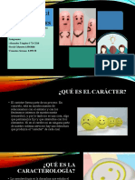 Caracterologia Psicologia Aplicada