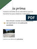 Materia prima - Wikipedia, la enciclopedia libre.pdf