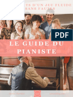 Le guide du pianiste