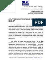 INCIDENTE CANCELACIÓN DE PENSIÓN KOKIS
