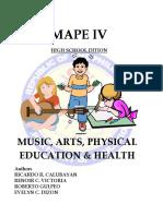 MAPEH IV - Student's Manual.pdf