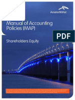 2000 Shareholders Equity