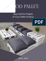 Wood Pallet_ Easy and Fun Projects of Cozy Pallet Furniture