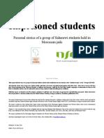Imprisoned students (2020)