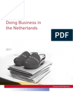 Doing Business in the Netherlands 2011