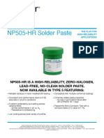sell_sheet-NP505-HR solder paste
