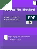 Scientific Method-1