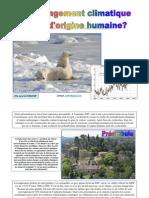 Climat et Co2   (Le changement climatique est-il d'origine humaine ?)