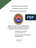 Informe de Seguridad de Empresa de Cal Viva