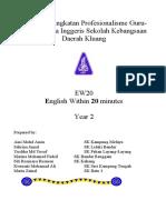 Modul EW20 Year 2.doc