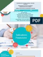 INDICADORES DE FINANZAS 1