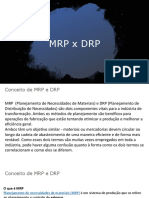 MRP x DRP