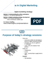 Internet Marketing strategy by Dave Chaffey