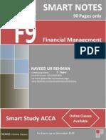 F9 SMART STUDY NOTES