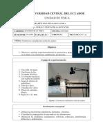 Informe 5 Fenómenos ondulatorios
