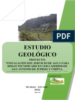 GEOLOGIA SAN MARCOS - JUPROG - CHIPTA
