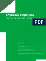 Empresas empáticas - como se tornar uma delas