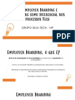 NETWORK E EMPLOYER BRANDING