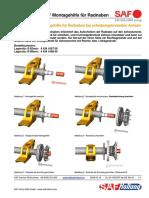 Montagehilfe Radnabe Scheibenbremse(1)