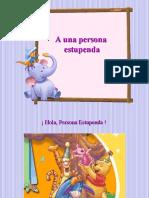 AUNAPERSONAESTUPENDA