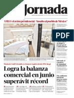 Diario La Jornada 28-7-2020