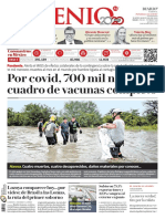 Diario Milenio 28-7-2020