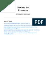 Revista Processo Civil - Abril