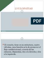 Dr.enrique Valvulopatias