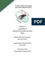Consolidacion Informe 7 Aldair Sosa