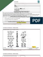Actividades (1°) (Matemática)  junio