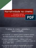 Narratividade_no_cinema_Aula Teoria do Cinema