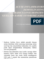dr. Ayu-Guillan Barre Syndrome (GBS).pptx