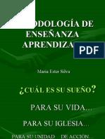 Charla didactica Pfra_Maria Ester
