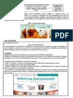 1. GUIA EXPLORACION #1 ESPAÑOL 8° 3P-EL TEXTO PUBLICITARIO