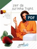 O Prazer Da Cozinha Light por Lucilia Diniz