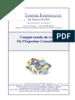 Exemple2-Expertise Pathologie de construction