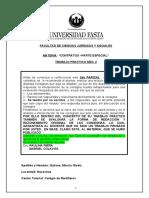 RECUPERATORIO PARCIAL II CONTRATOS