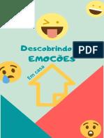 aaeBook Descobrindo as Emoções em Casa por Thaís Wrigt e Tuane Fernandes