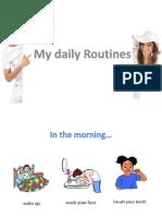 dailyroutinesirina-140213092437-phpapp01