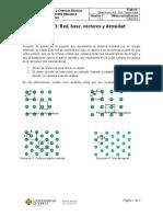 Guía 3 - Red, base, vectores y densidad- Universidad Central- Zárate Pérez A.D., G.M. Castro Güiza