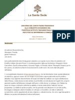 papa-francesco_20161027_pontificio-istituto-gpii