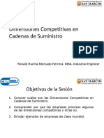 Sesión 1 - Dimensiones Competitivas