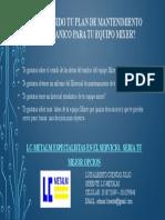 Presentación PMM
