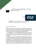 La suspencion en mat penal previsto en la nva ley de amparo.pdf
