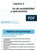 CAP. 2. CONCEPTOS DE PROBABILIDAD Y APLICACIONES